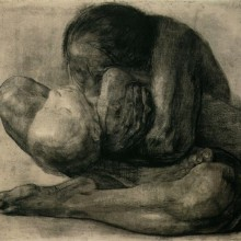 Woman With Dead Child by Kathe Kollwitz