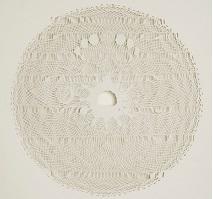 Tahiti Pehrson's Mesmerizing Paper Circles