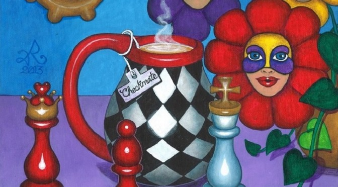 Check Mate by Roopa Dudley