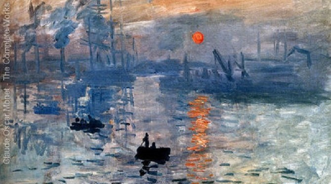Impression--Sunrise