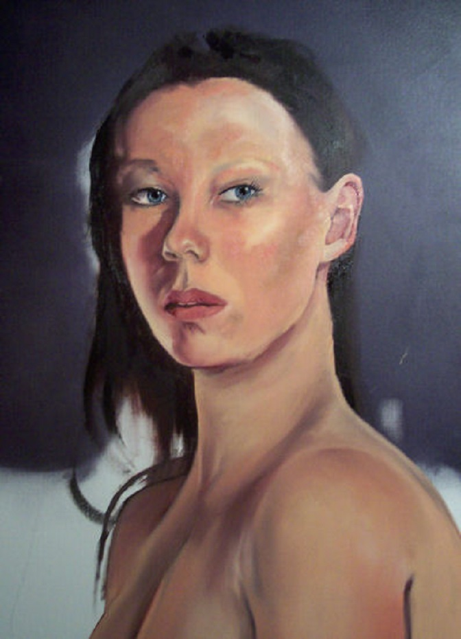 Suzy (self portrait) by Suzy Southerton