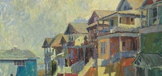 Between The Painted Lines: Finding My Place En Plein Air
