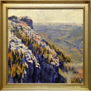 Original Mountainscape Painting