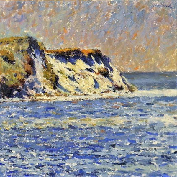 Falaises de Monet